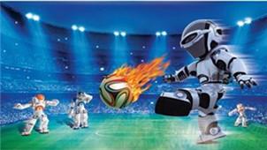 机器人足球专区