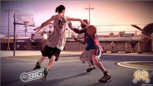 NBA街头篮球专区