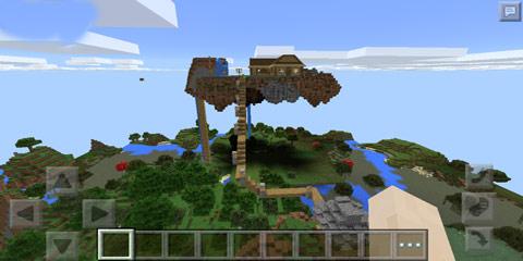 我的世界刀剑神域地图存档
