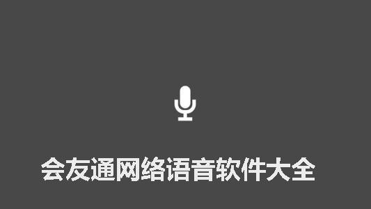 会友通网络语音软件大全