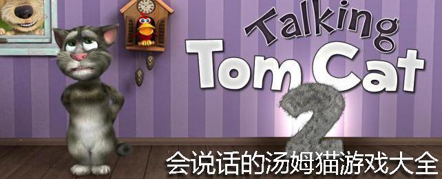 会说话的汤姆猫游戏大全