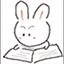 胖兔子粥粥qq表情 免费版
