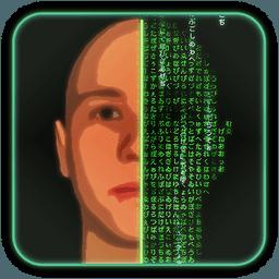 动漫版黑客帝国...