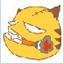 调皮的歪歪猫qq表情 免费版