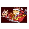缤纷圣诞qq表情 免费版