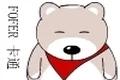 卡通FOFO熊QQ表情 免费版