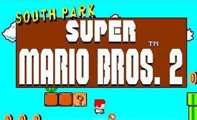 南方四剑客玛莉欧兄弟 SouthPark Mario Bro