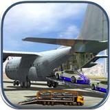 Police Plane Transporter: Moto1