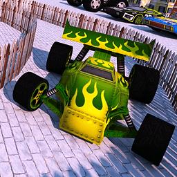 四驱车驾驶模拟