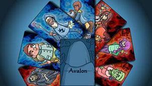 阿瓦隆桌游
