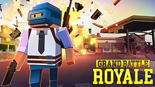 像素大逃杀(Grand Battle Royale)手游专题