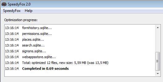 SpeedyFox(浏览器加速器)使用教程步骤截图