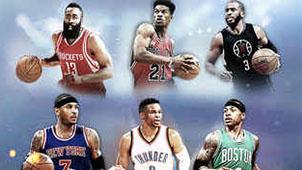 NBA LIVE Mobile手游专题