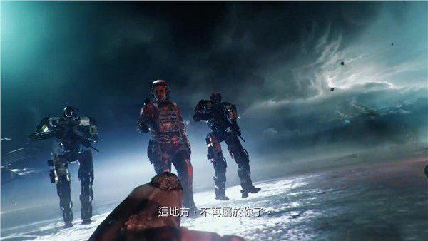 使命召唤13:无限战争