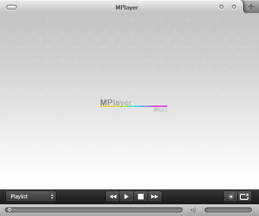 MPlayerX For Mac