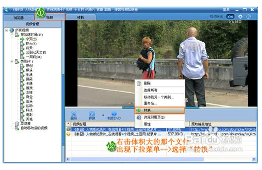 維棠FLV視頻下載軟件