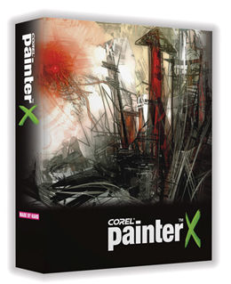 Corel Painter 11注册机(序列号) v1.1.0