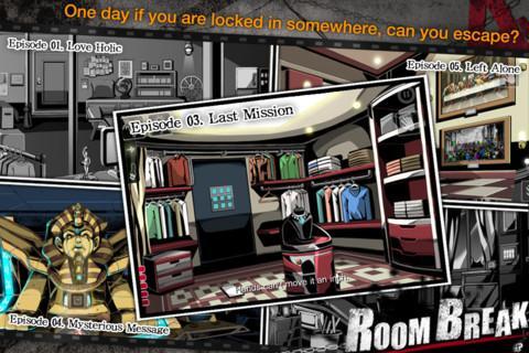 密室逃脱(Roombreak:Escape Now)