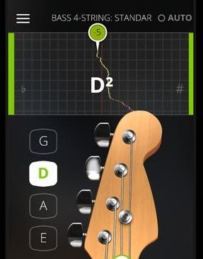 吉他调音器:GuitarTuna
