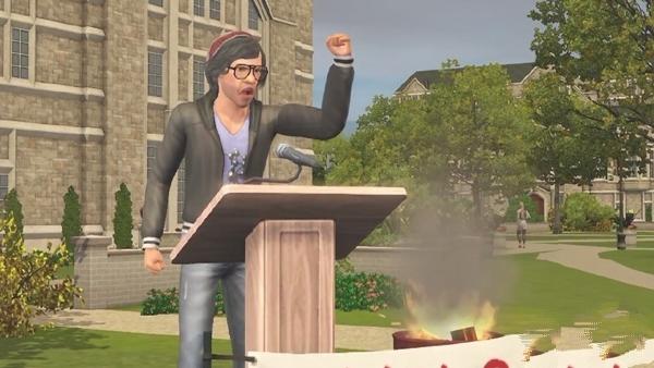 《模拟人生3:大学生活》