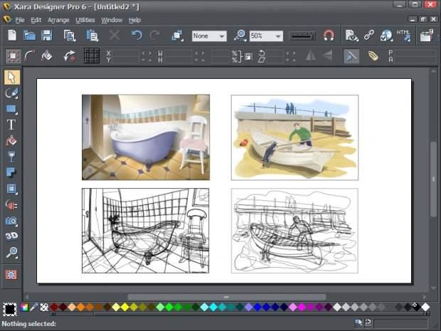 Xara Web Designer(网页设计软件)