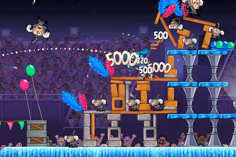 愤怒的小鸟里约版(Angry Birds Rio)