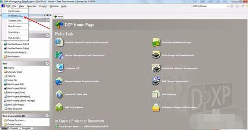 Protel DXP