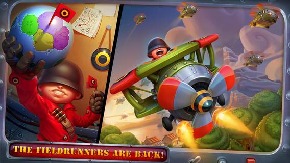 坚守阵地2(Fieldrunners 2)游戏介绍