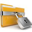 便携式文件夹加密器