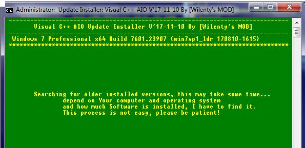 vc2017运行库x86 x64