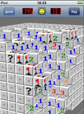 3D扫雷:Minesweeper 3D-Premium