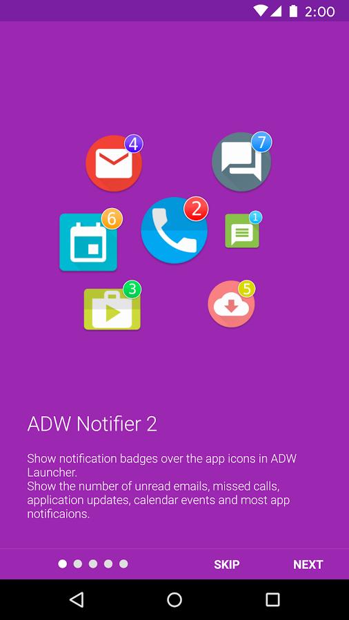 ADW通知工具:ADWNotifier