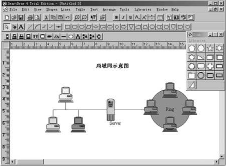 Smart Draw中文版