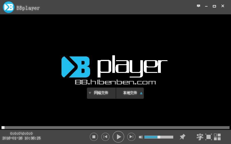BBplayer(种子播放神器)