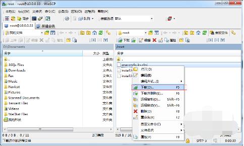 WinSCP下载