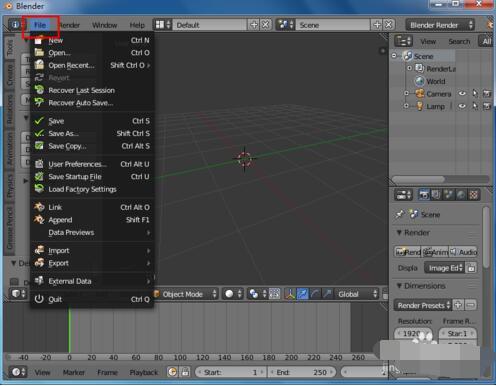 Blender(建模软件)下载