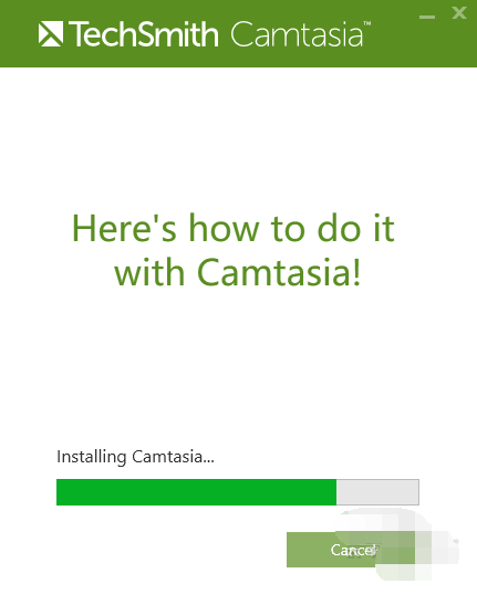 Techsmith Camtasia Studio