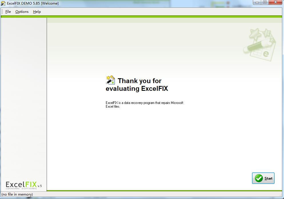 ExcelFIX (Excel File Recovery)