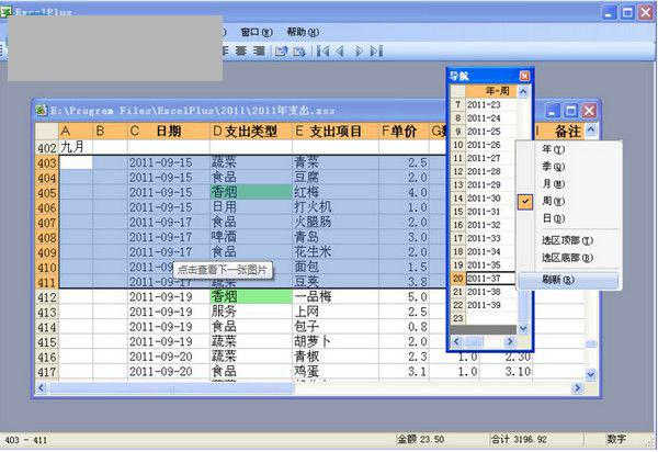 ExcelPlus电子表格