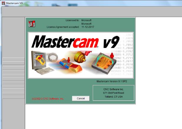Mastercam9.1中文版