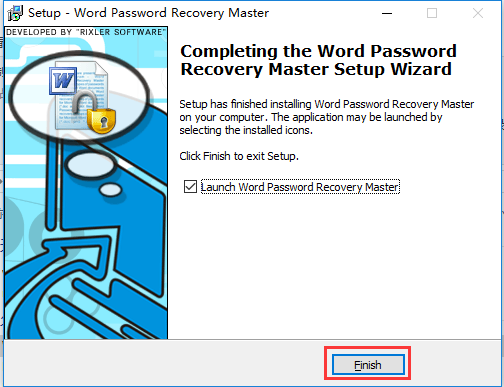 Word Password Recovery Master(word密码破解)