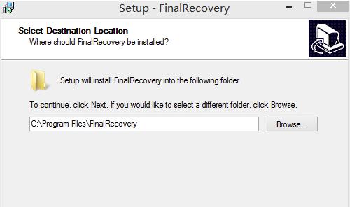 FinalRecovery