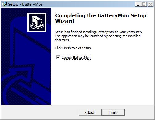 BatteryMon(笔记本电池校正修复工具)