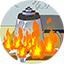 三维模拟灭火体...