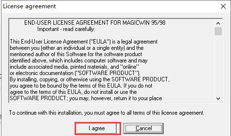 MagicWin 98