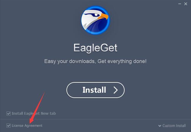 EagleGet 猎鹰