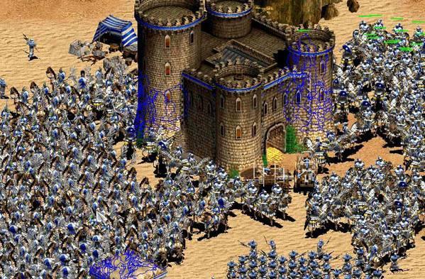 帝国时代2:征服者