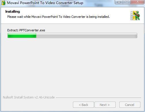 Movavi PowerPoint To Video Converter