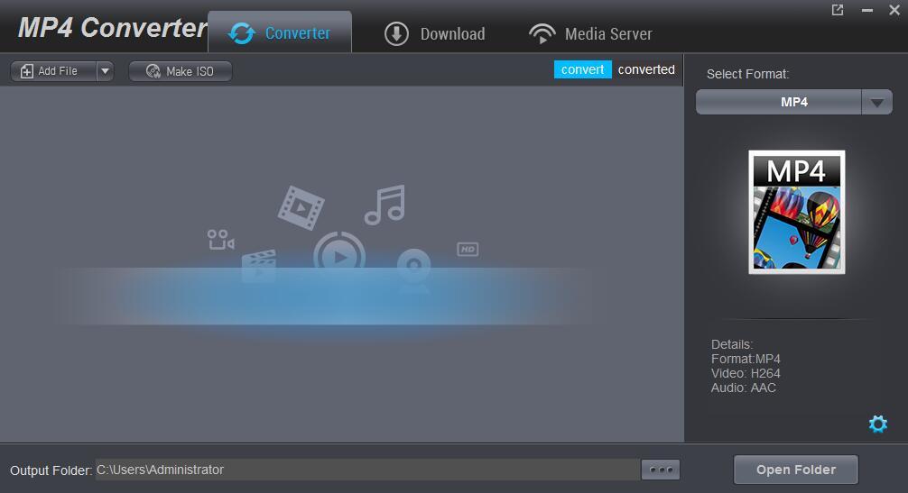 Dimo MP4 Video Converter