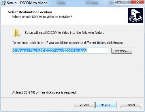 DICOM to Video